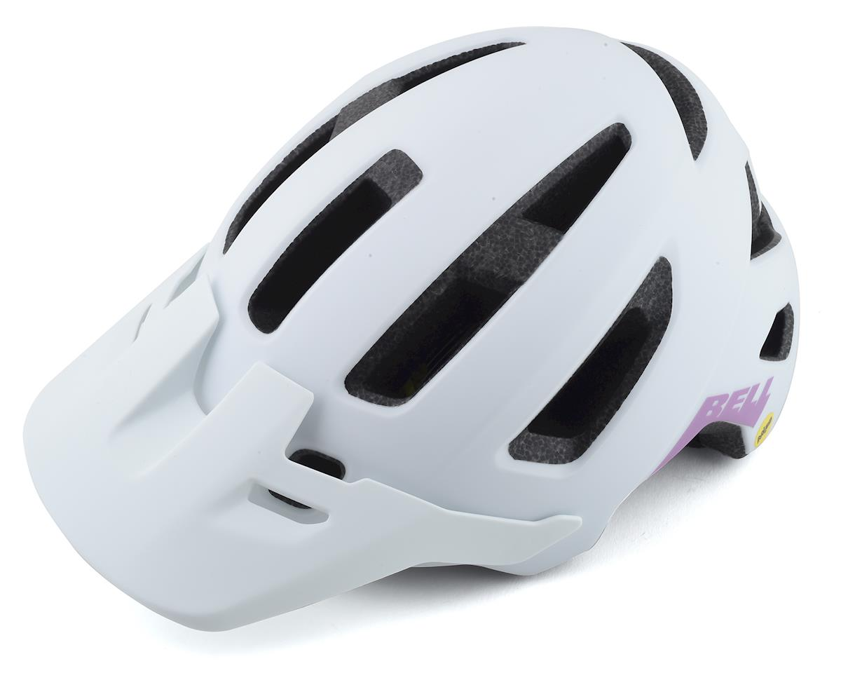 Bell Nomad JR MIPS (White/Purple)