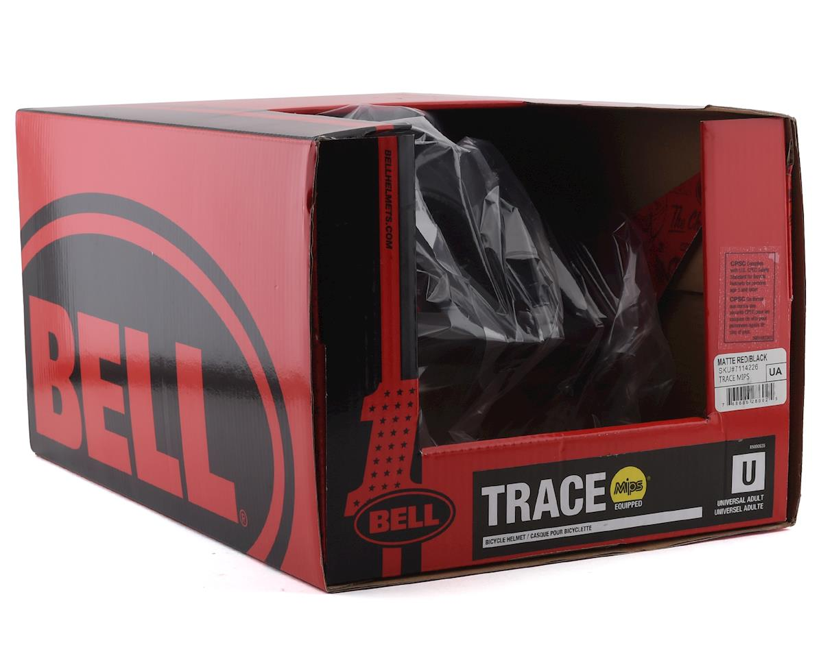 Bell Trace MIPS Helmet (Matte Red/Black) (Universal Adult)