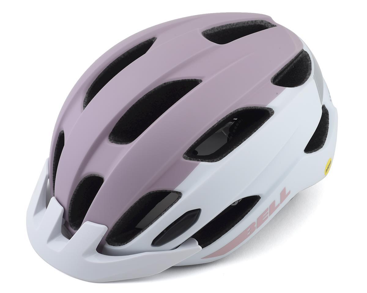 Bell Trace MIPS Women's Helmet (Matte Purple/White) (Universal Women's)