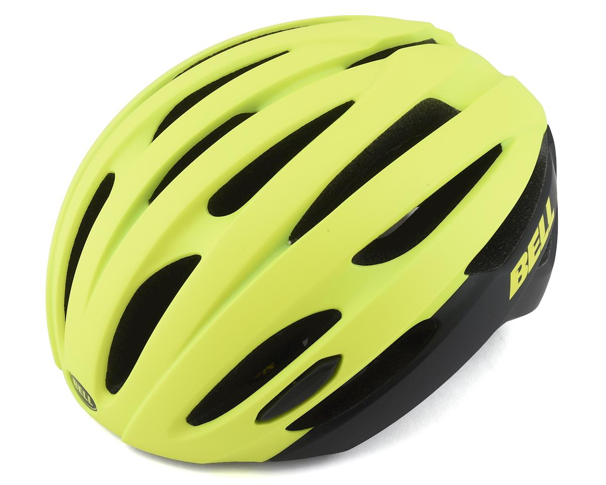 Bell Avenue LED MIPS Helmet (HiViz/Black)