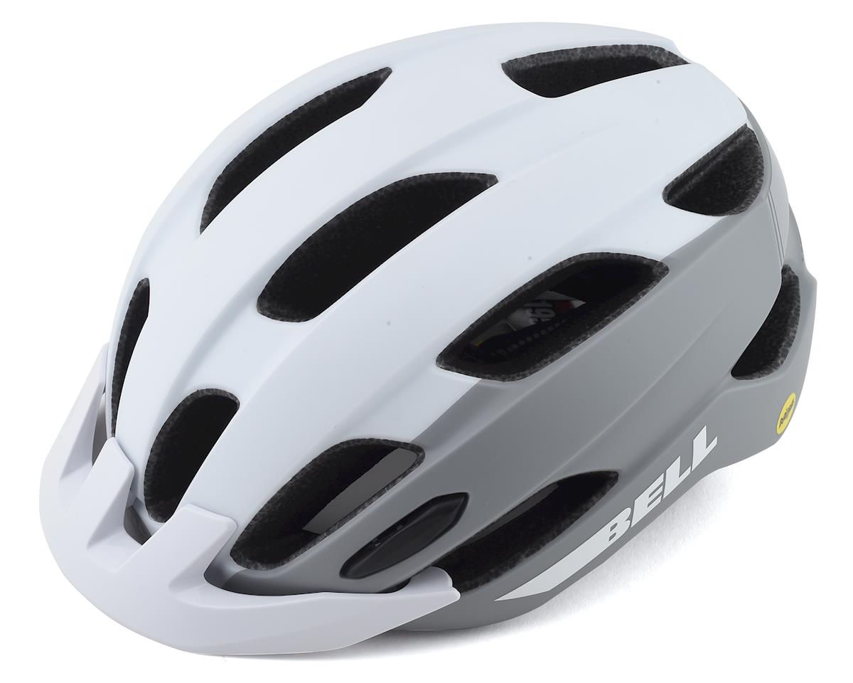 Image 1 for Bell Trace MIPS Women's Helmet (Matte White/Silver) (Universal Women's)