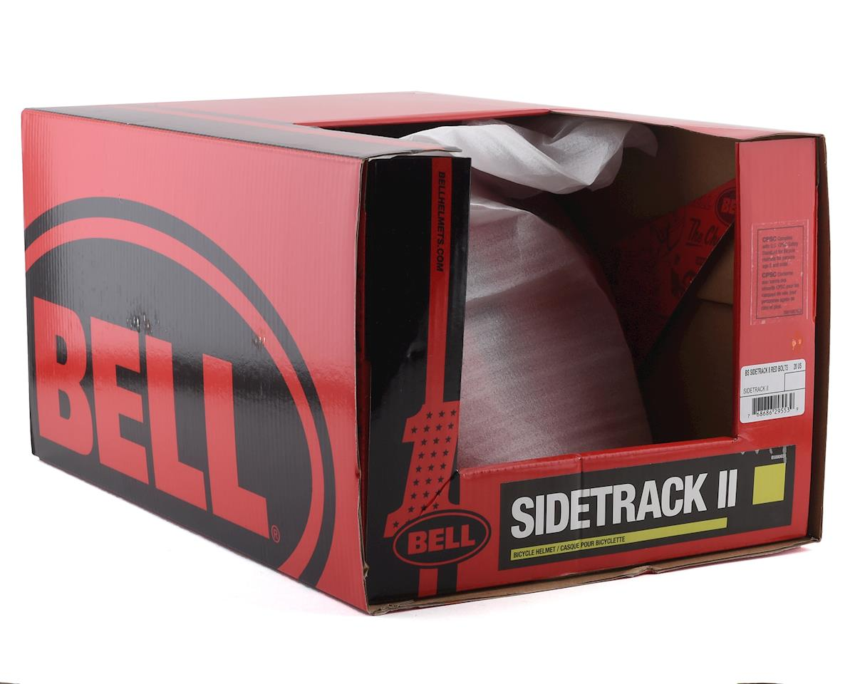 Bell Sidetrack II MIPS (Red Bolts) (Universal Child)