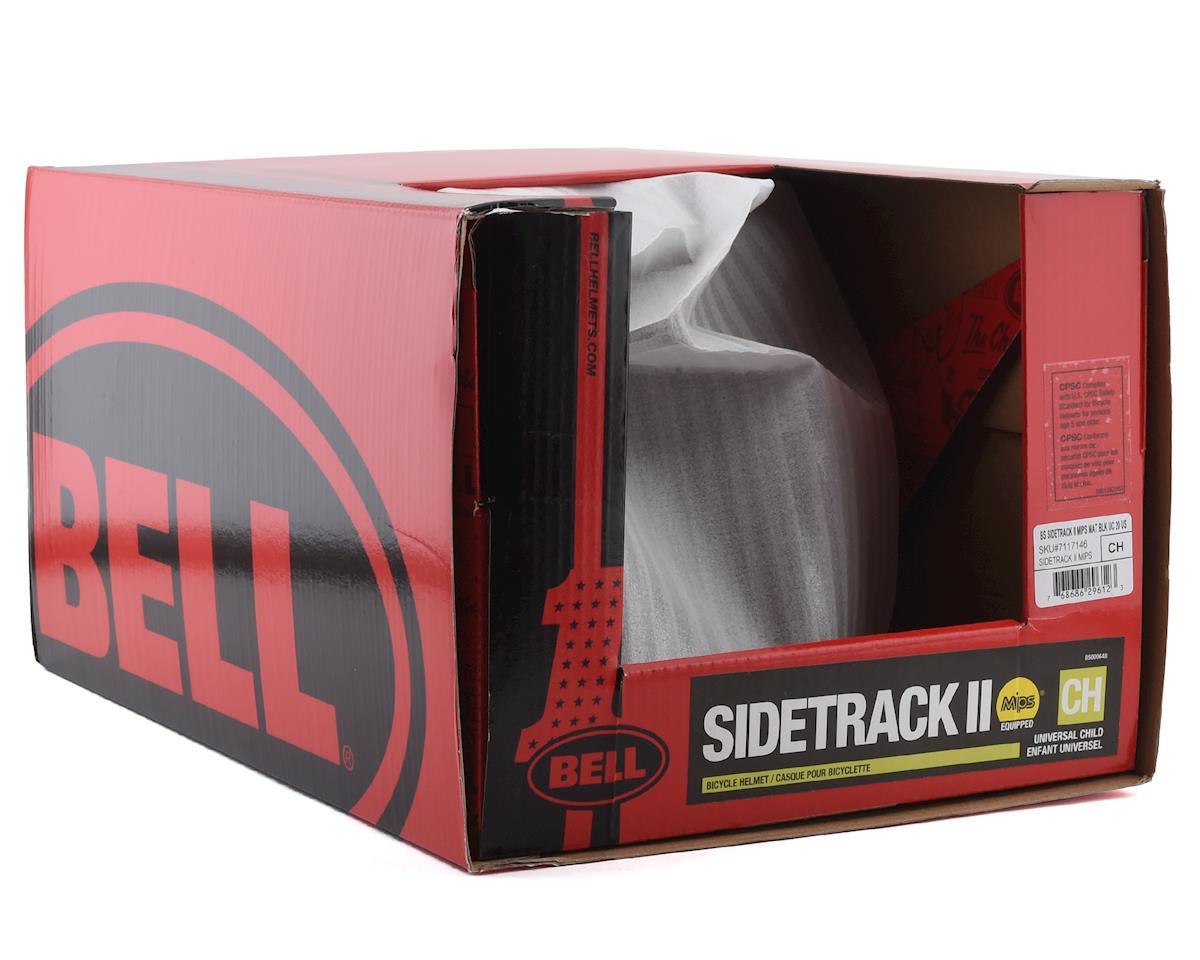 Bell Sidetrack II MIPS (Matte Black) (Universal Child)