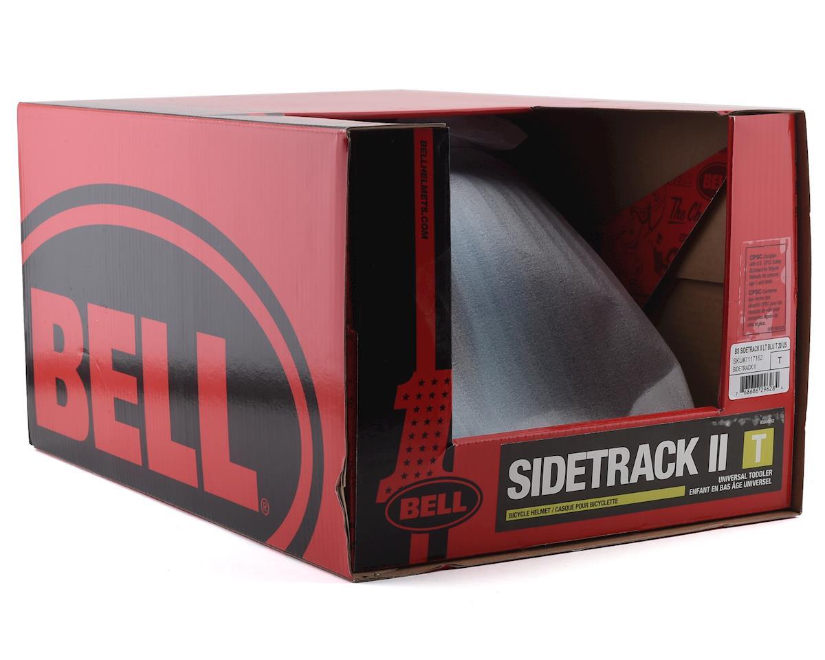 Bell Sidetrack II (Light Blue) (Universal Toddler)
