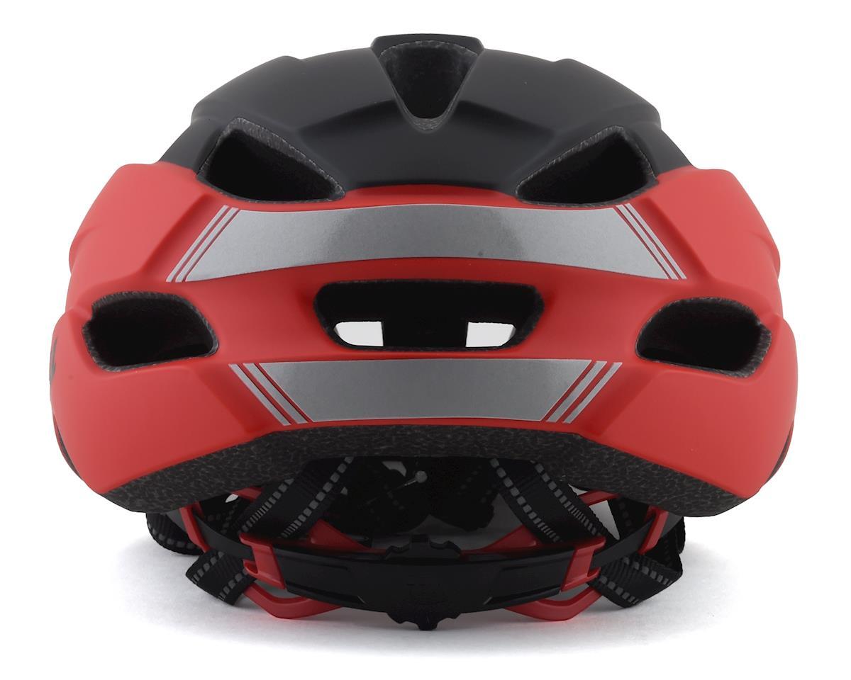 Bell Trace Helmet (Matte Red/Black) (Universal Adult)