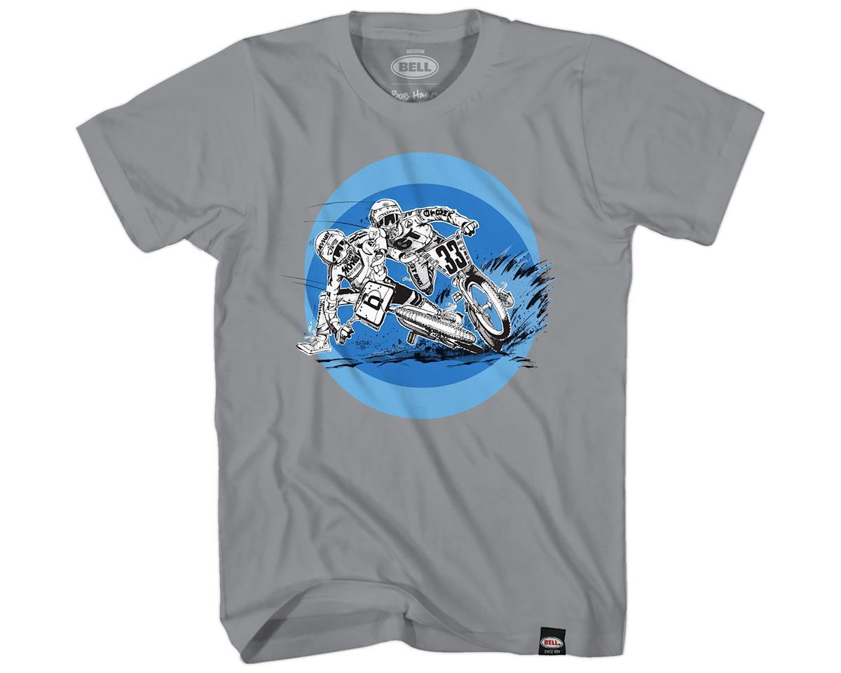 Bell Powersports Premium T-Shirt  (Haro Grey) (2XL)