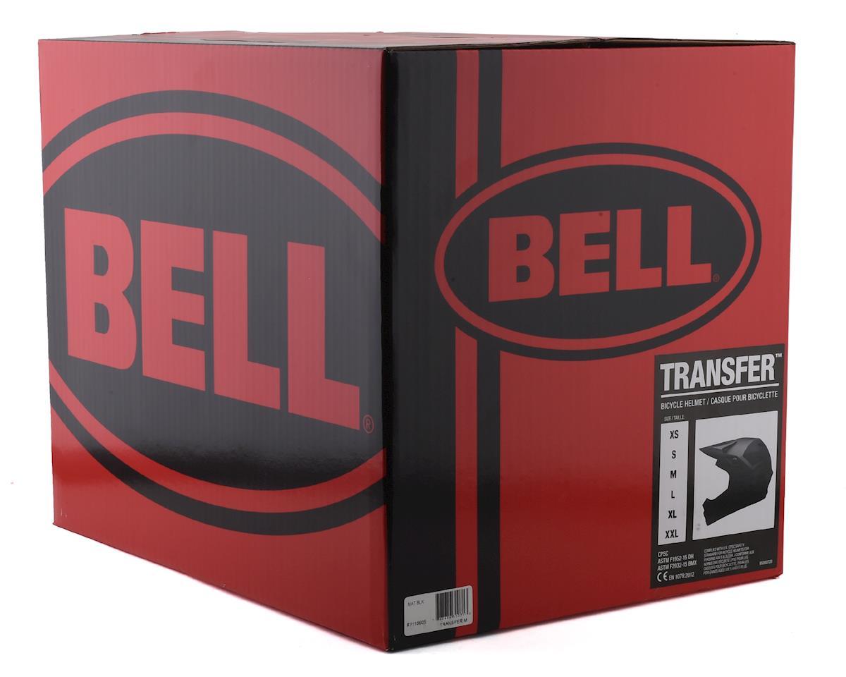 Bell BS Transfer Full Face Helmet (Matte Black) (M)