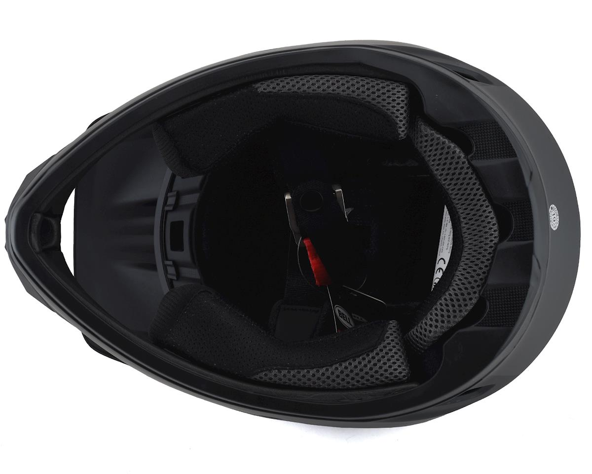 Bell BS Transfer Full Face Helmet (Matte Black) (Pro XXL)