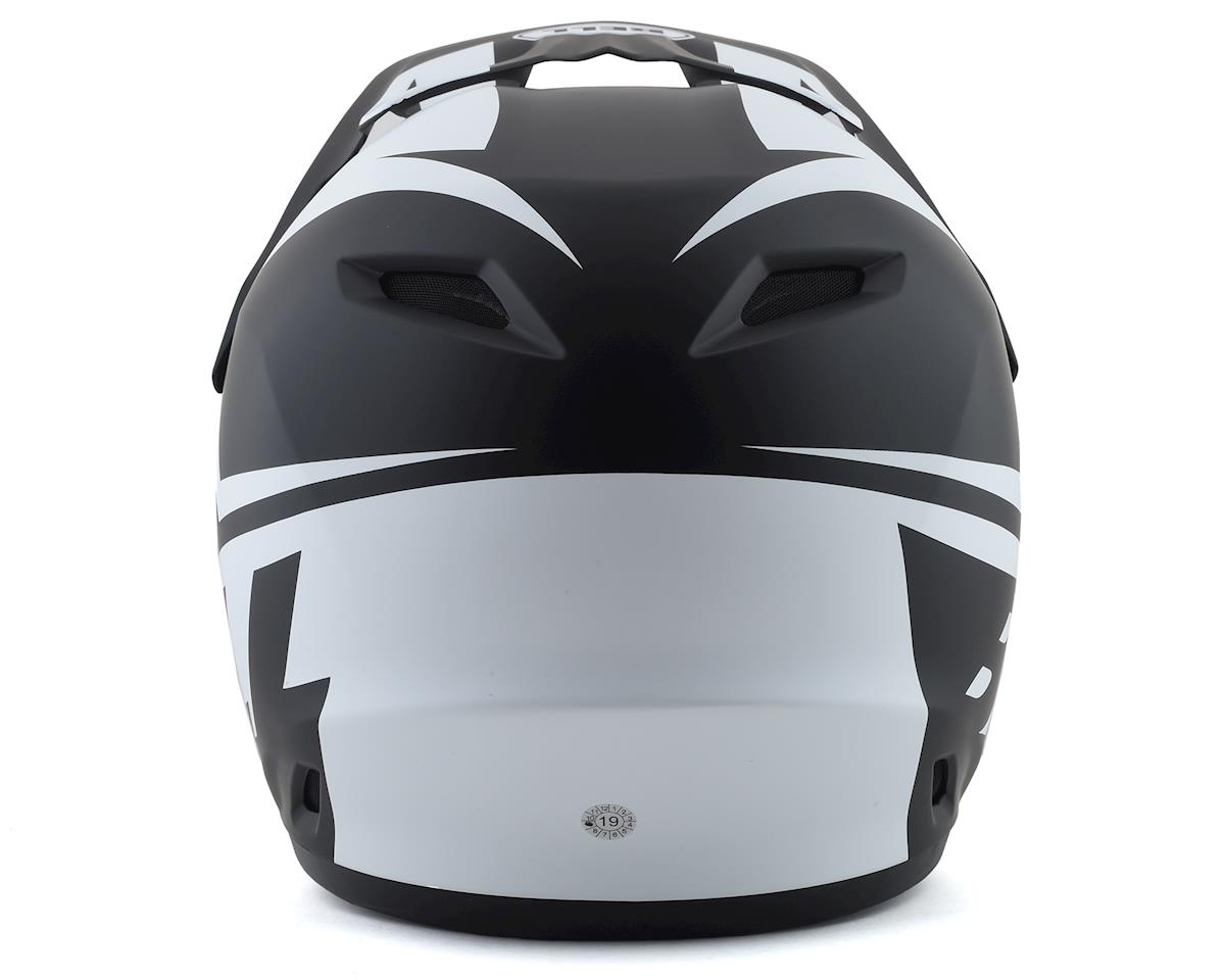 Bell BS Transfer Full Face Helmet (Black/White) (XS)