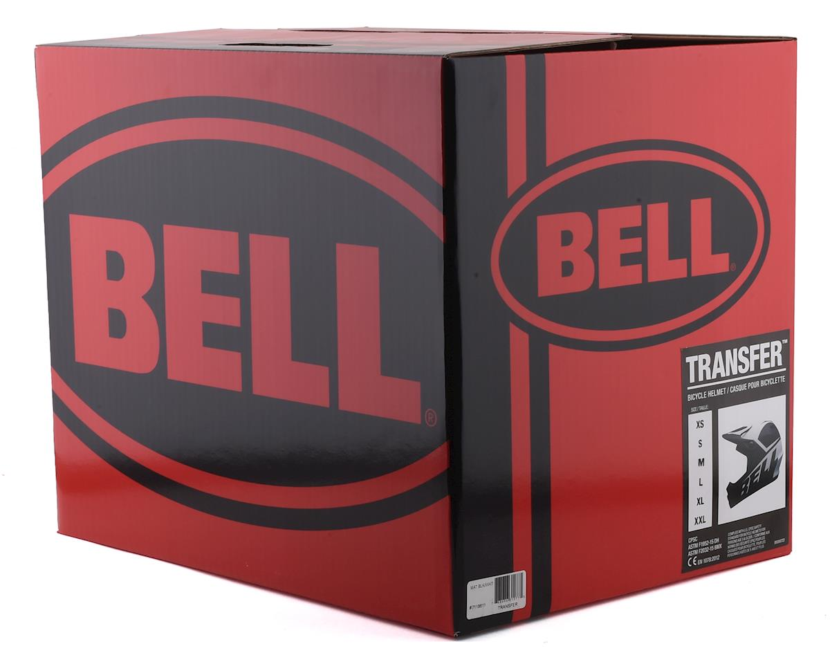 Bell BS Transfer Full Face Helmet (Black/White) (XL)
