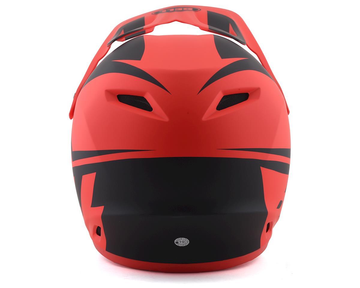 Bell Transfer Full Face Helmet (Red/Black) (XL)