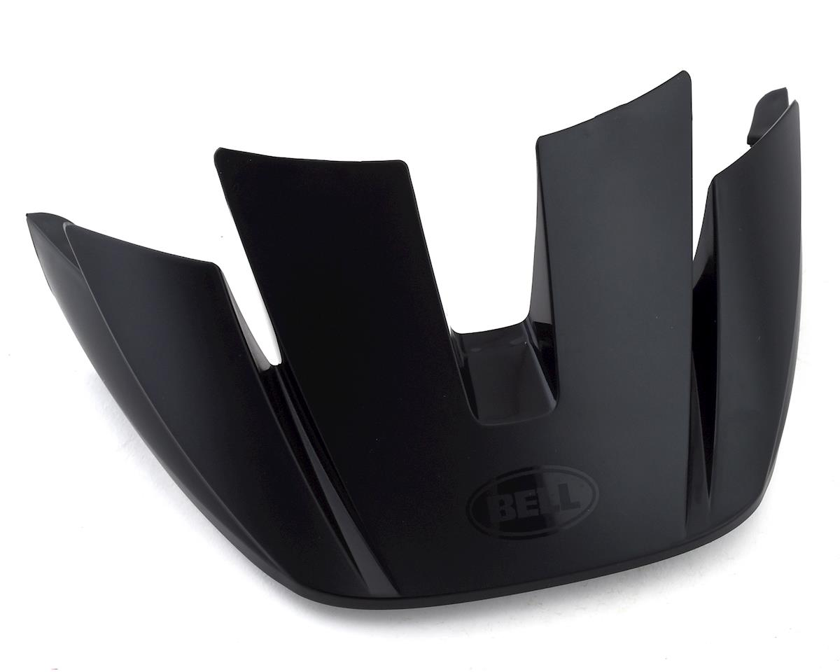 Bell Sidetrack II Replacement Visor (Black) (Universal Child)