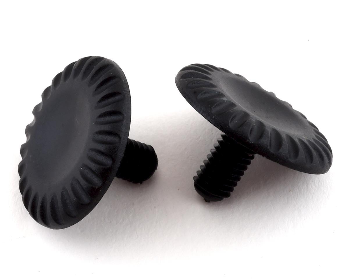 Bell Annex Shield Screws (Black)