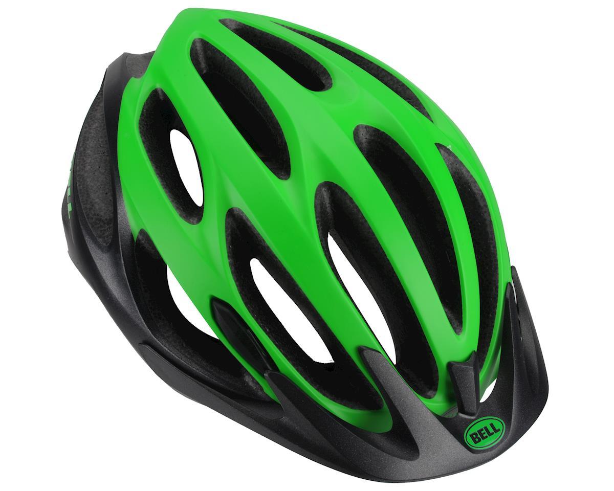 Image 1 for Bell Blitz Helmet - Exclusive (Hi-Viz Green/Titanium) (Large/Extra Large)