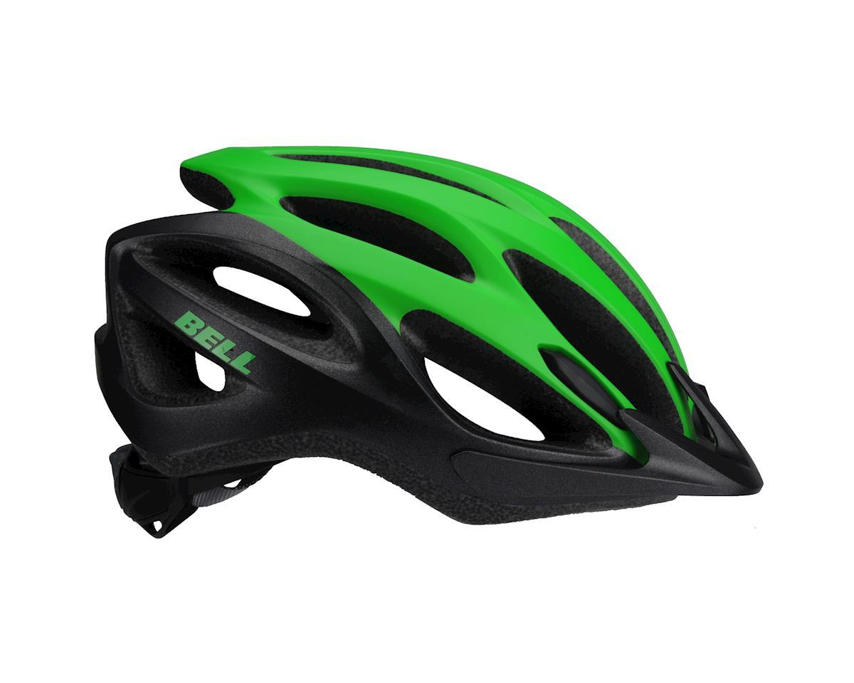 Image 2 for Bell Blitz Helmet - Exclusive (Hi-Viz Green/Titanium) (Large/Extra Large)