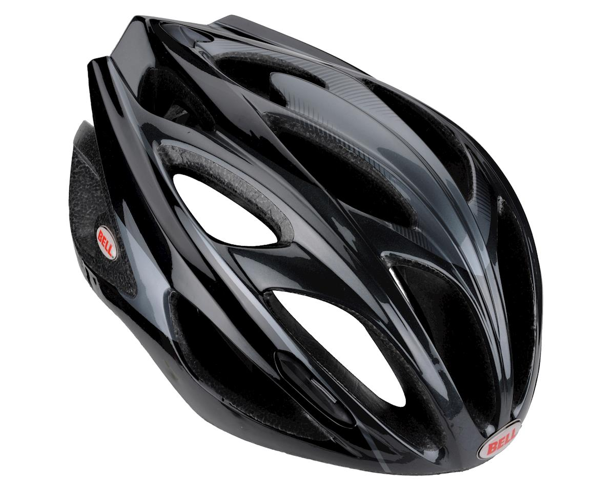 "Bell Crux Sport Helmet - Nashbar Exclusive (Black/Ti Strider) (Large 23.25-24.75"")"