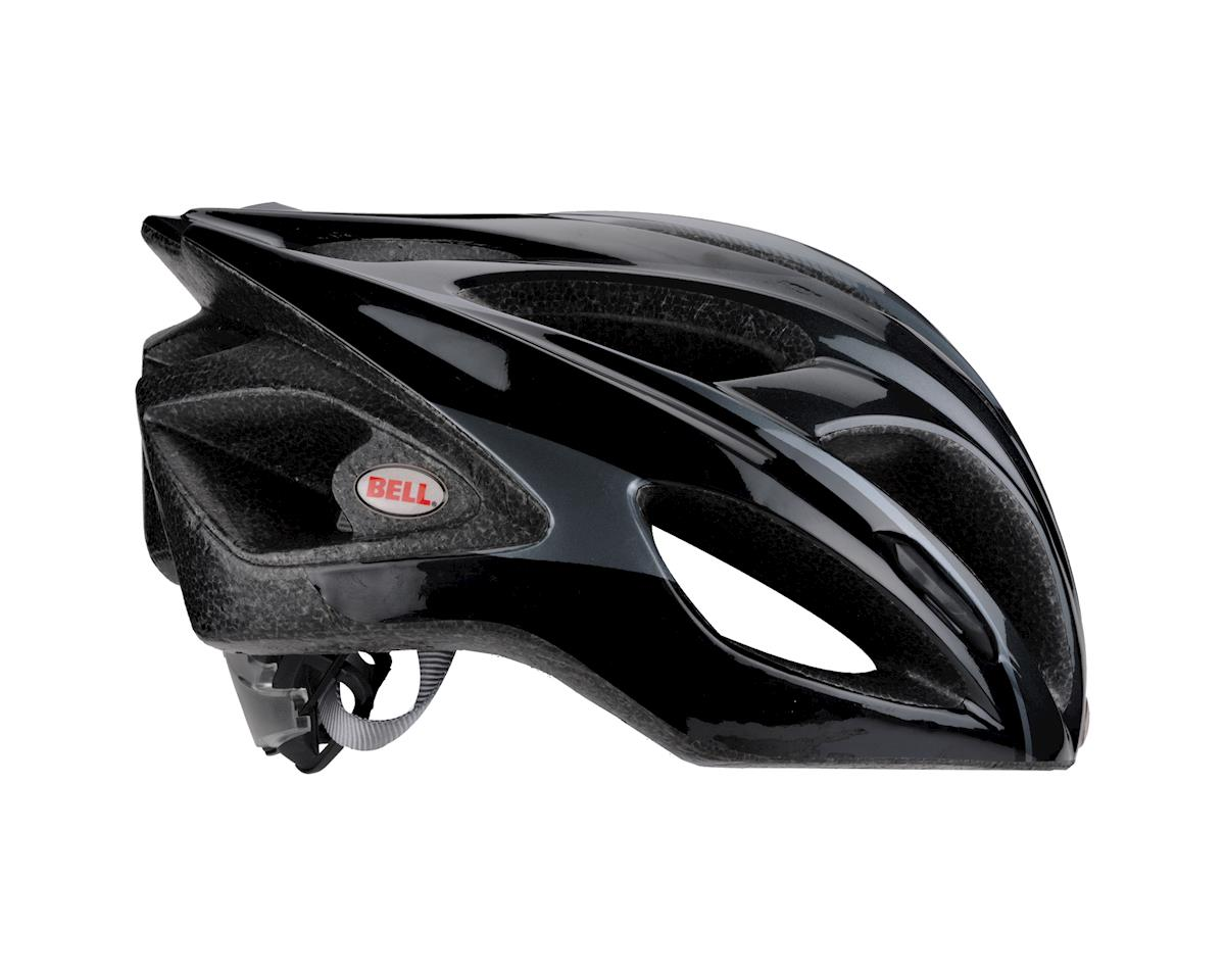 "Image 2 for Bell Crux Sport Helmet - Nashbar Exclusive (Black/Ti Strider) (Large 23.25-24.75"")"