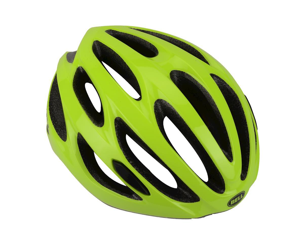 Bell Mach Helmet - Nashbar Exclusive (Hi-Viz Yellow) (Large/Extra Large)