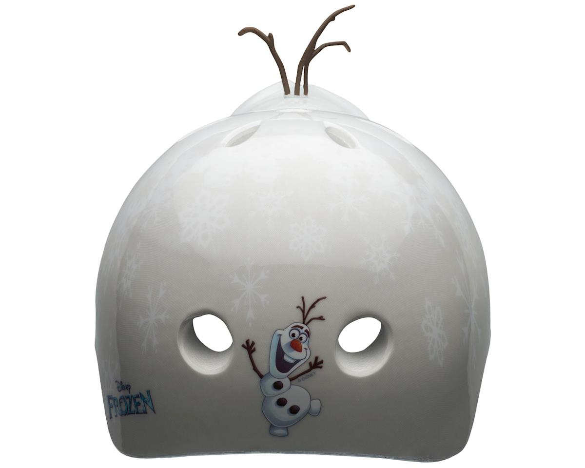 Image 2 for Bell Disney Frozen 3D Olaf Multisport Toddler Helmet (White)