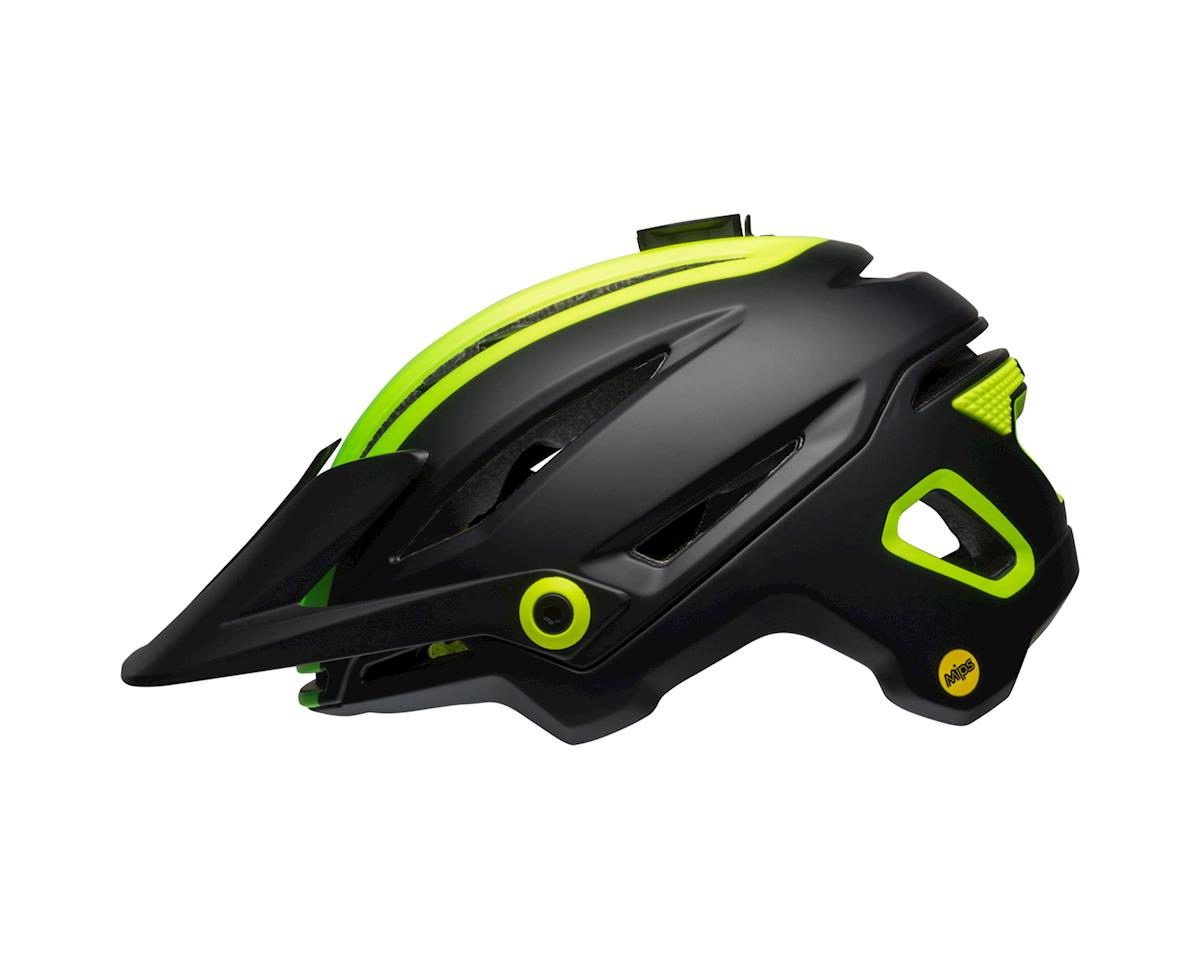 Image 2 for Bell Sixer MIPS Mountain Bike Helmet (Matte Black/Retina Sear)