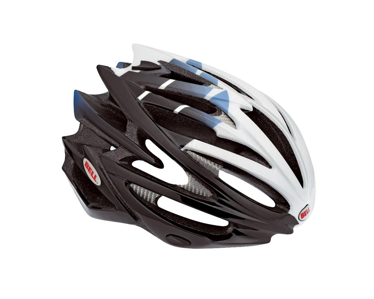 Bell Volt Race Helmet - Closeout! (Blue/Black) (Large)