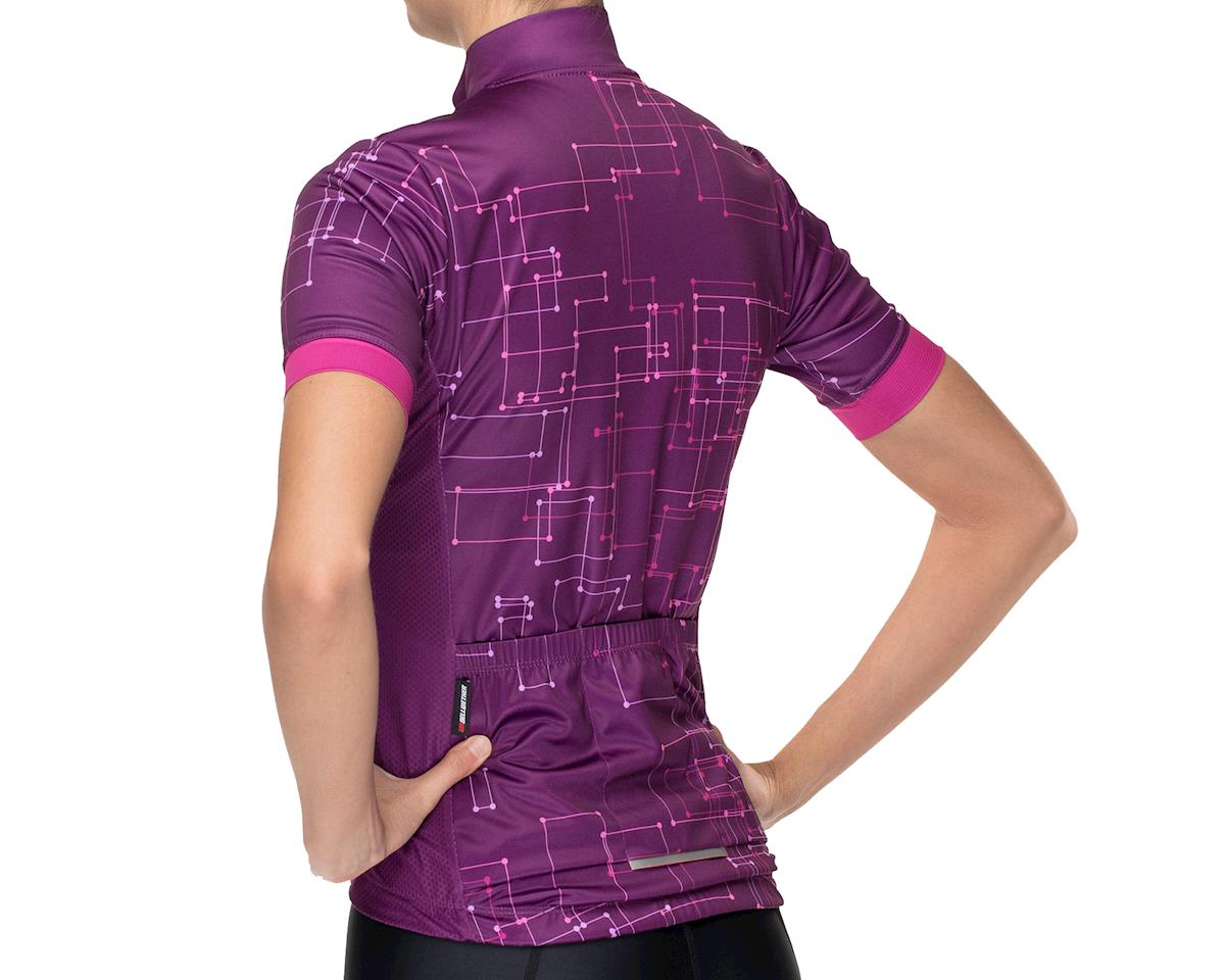 Image 2 for Bellwether Women's Galaxy Jersey (Sangria) (M)