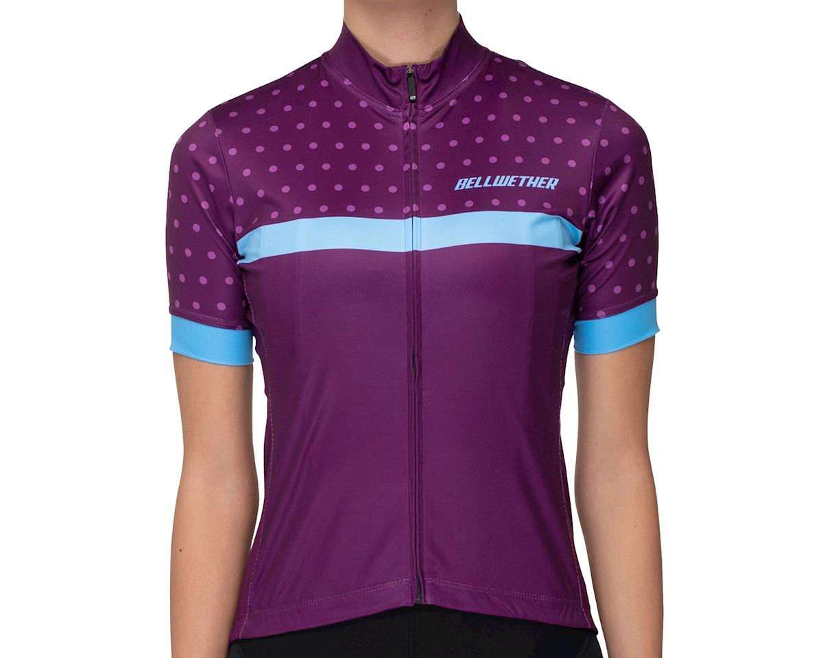 Image 1 for Bellwether Women's Motion Jersey (Sangria) (XL)