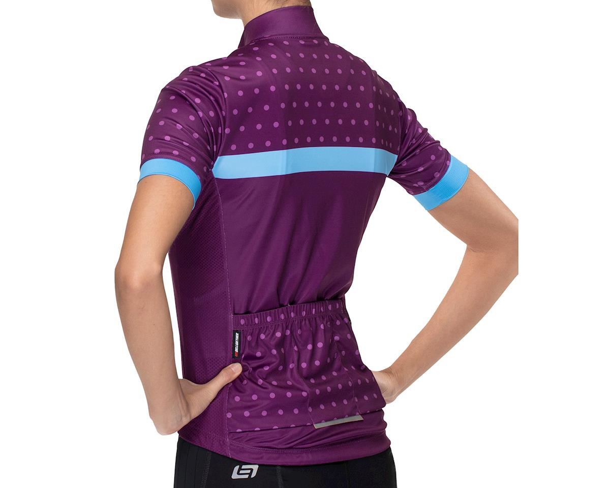 Image 2 for Bellwether Women's Motion Jersey (Sangria) (XL)