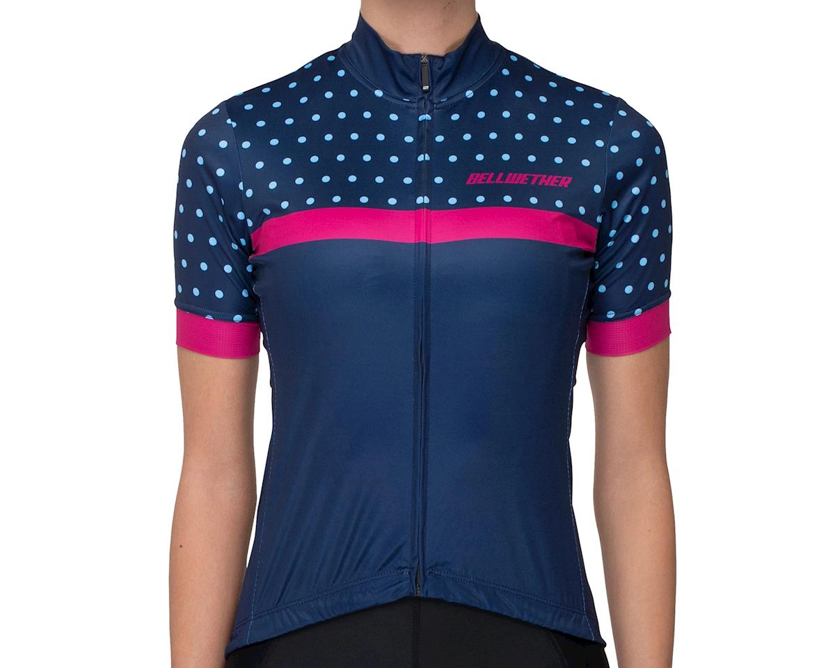 Image 1 for Bellwether Women's Motion Jersey (Navy) (XL)