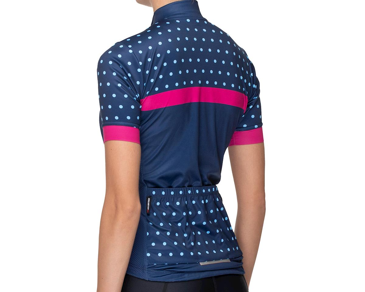 Image 2 for Bellwether Women's Motion Jersey (Navy) (XL)