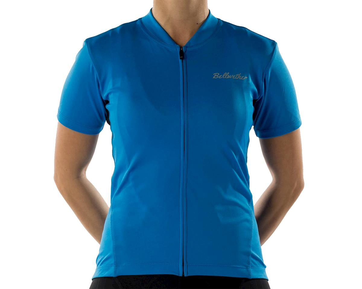 Image 1 for Bellwether Women's Criterium Jersey (True Blue) (XL)