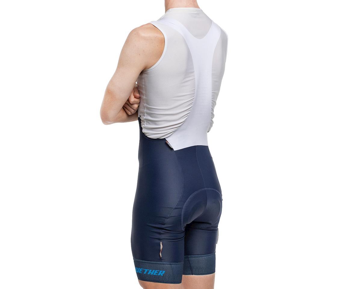 Image 2 for Bellwether Volta Men's Cycling Bib Short (Navy) (L)