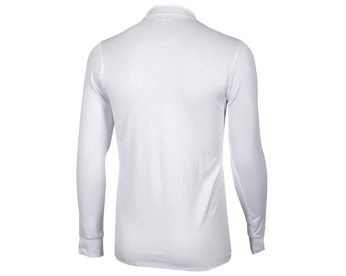 Image 2 for Bellwether Long Sleeve Base Layer (White) (M)