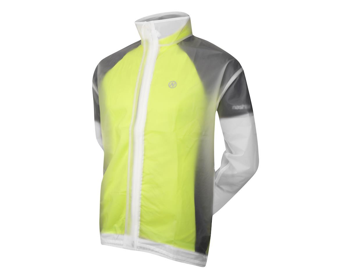 Image 1 for Bellwether Screaming Meemie Rain Jacket: Clear~ Lg