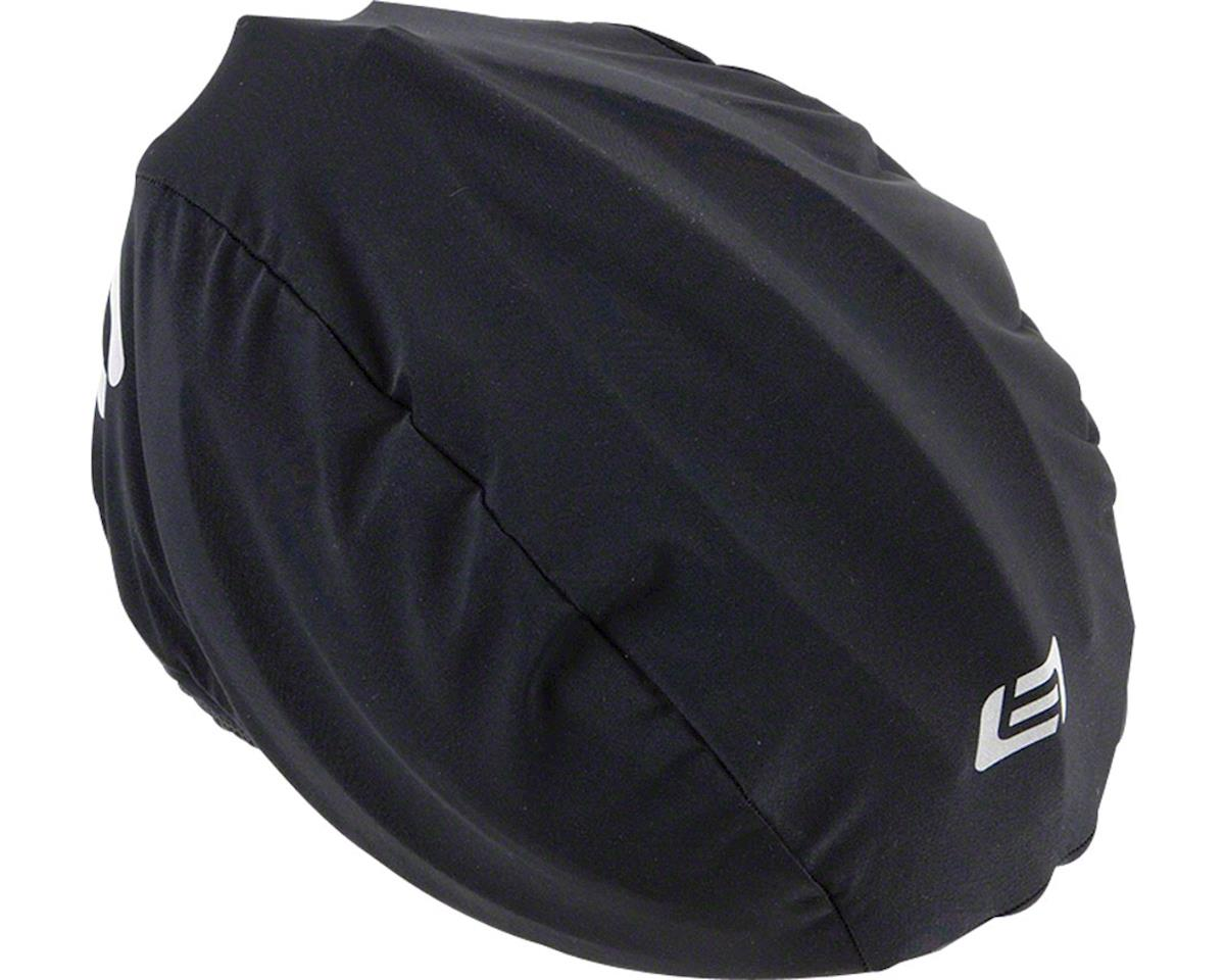 Aqua-No Helmet Cover: Black SM/MD