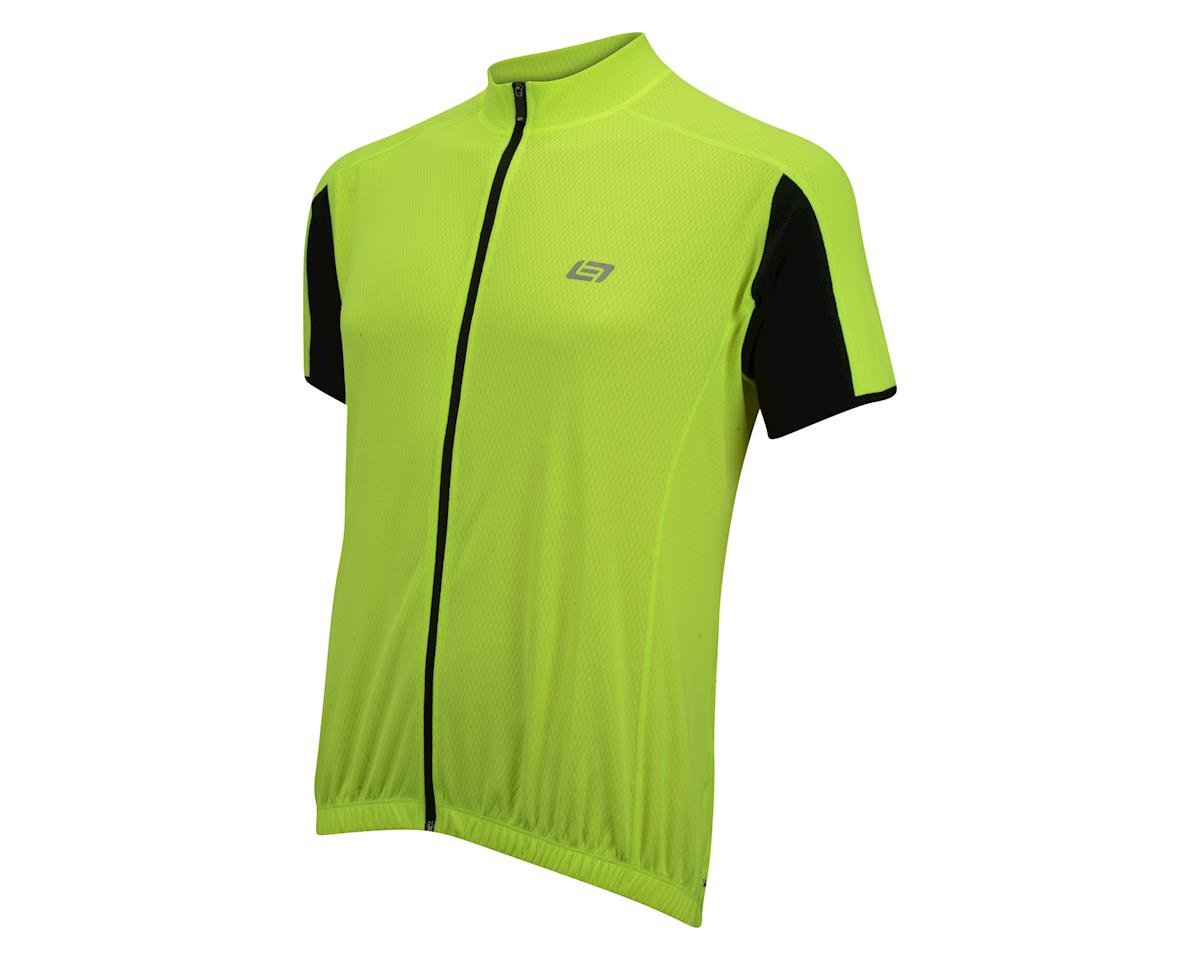 Bellwether Men's Criterium Cycling Jersey: Cobalt MD