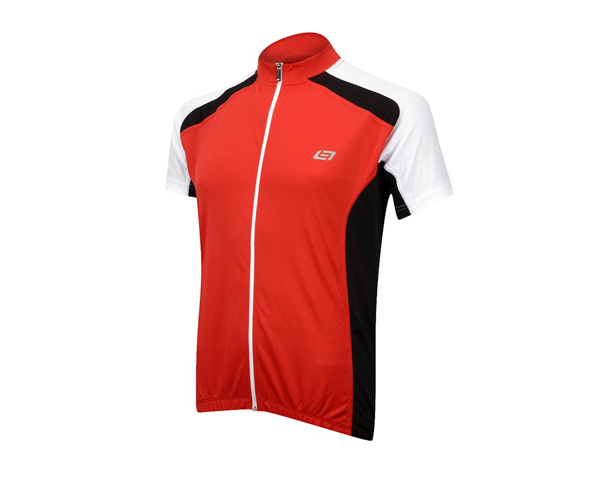 Men's Pro Mesh Cycling Jersey: Hi-Vis XL