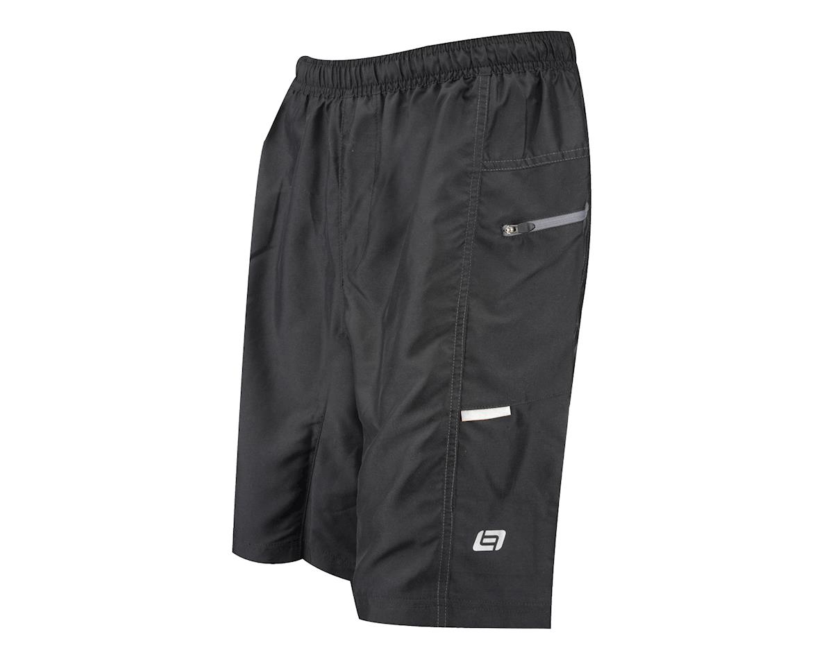 Bellwether Ultralight Gel Shorts (Black) (Small)