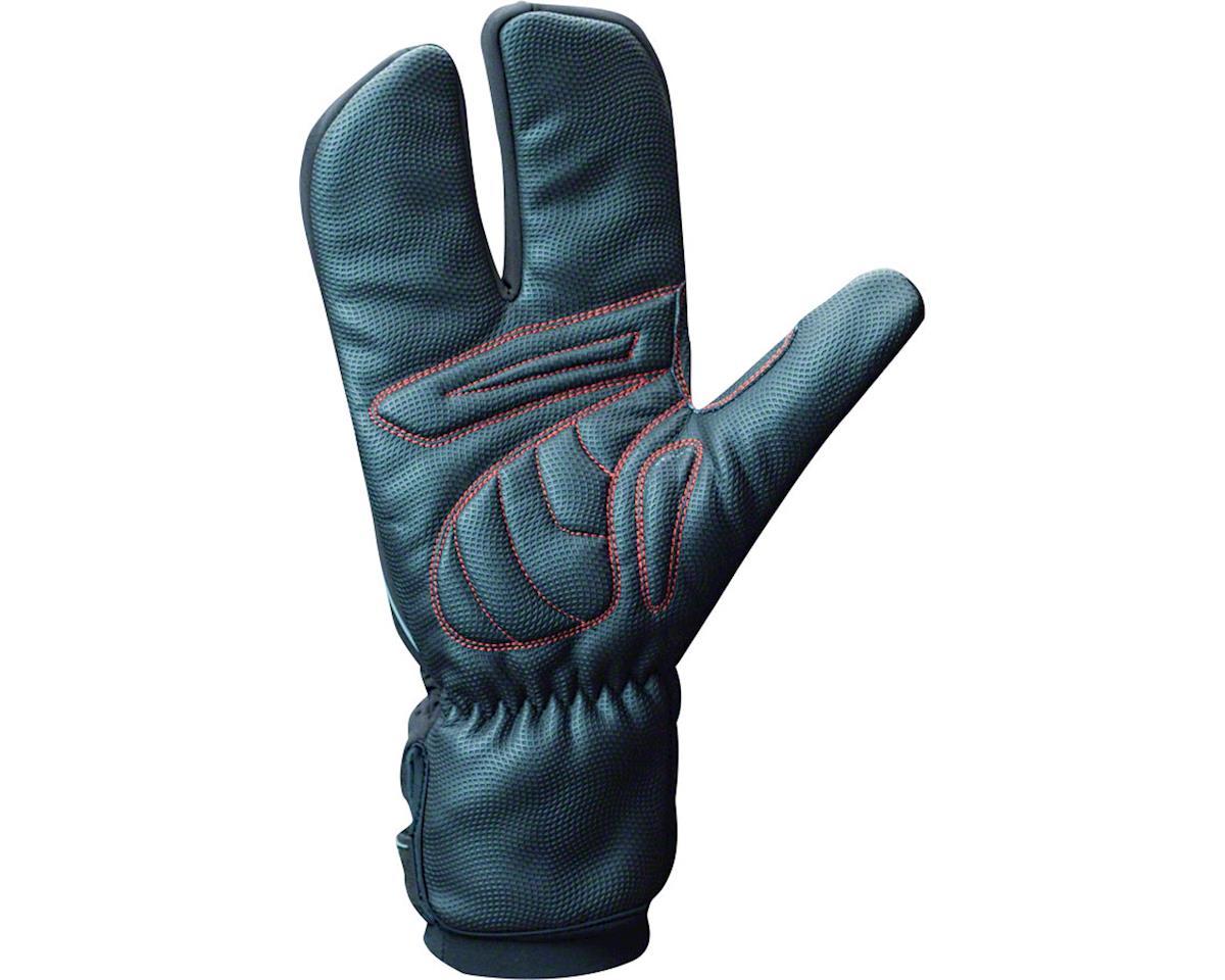 Bellwether Coldfront Split Finger Gloves (Black) (L)