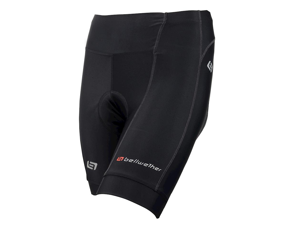 Bellwether Women's Endurance Gel Cycling Shorts (Black)