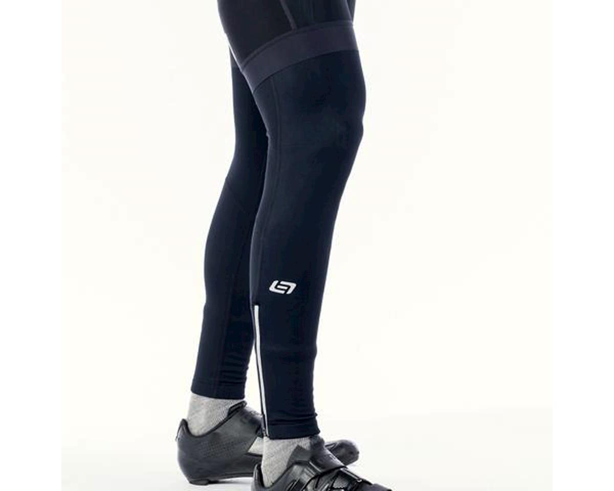 Bellwether Thermaldress Leg Warmers: Black XL