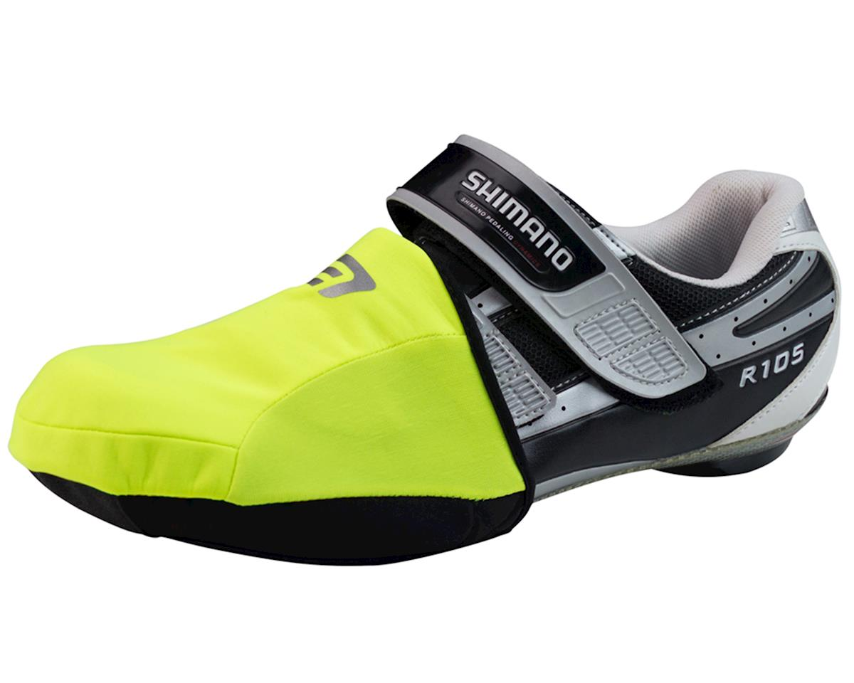 Bellwether Coldfront Toe Cover (Hi-Vis Yellow)