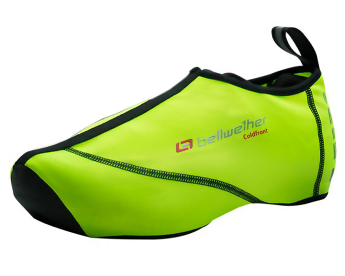 Bellwether Coldfront Shoe Cover (Hi-Vis Yellow) (XL)