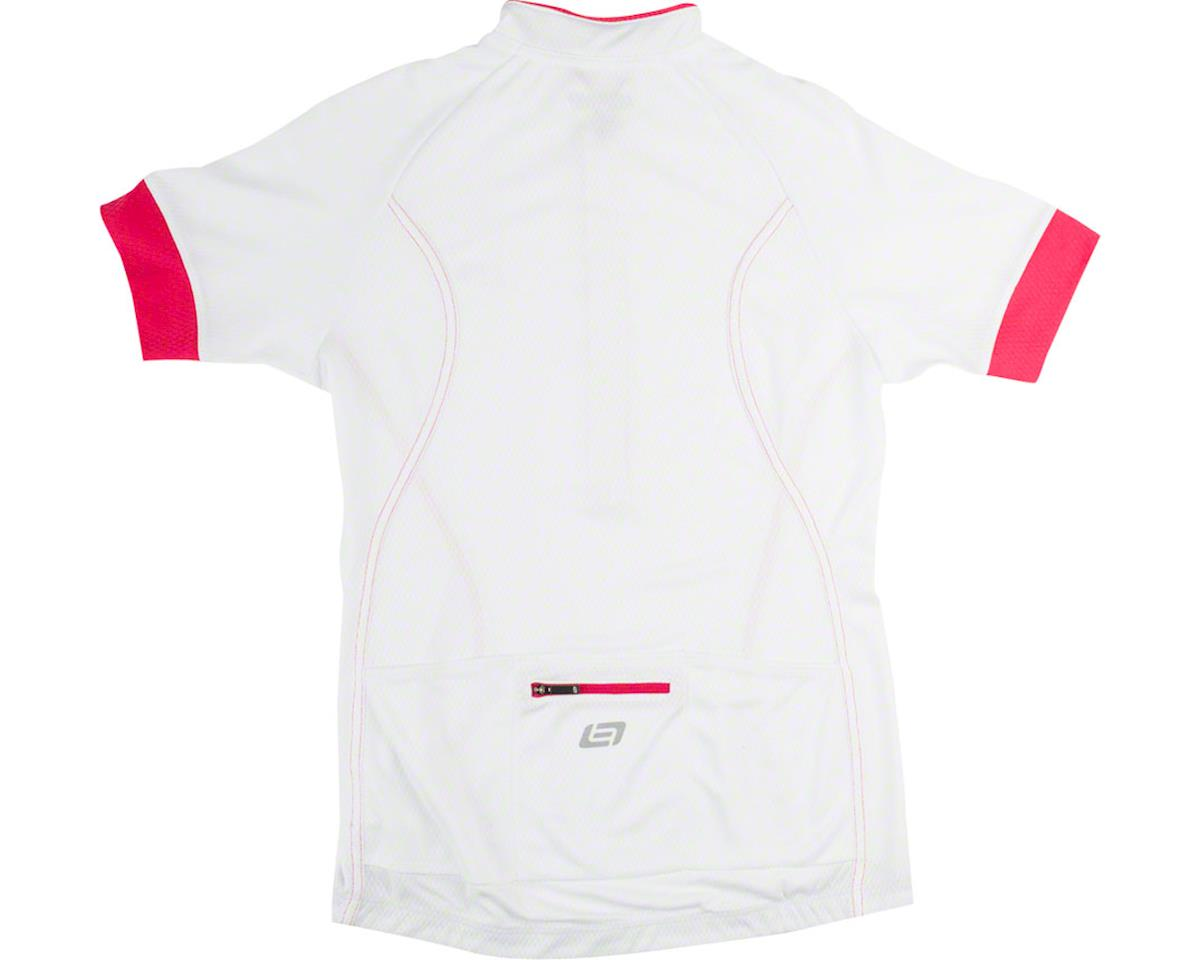 Bellwether Flair Women's Short Sleeve Jersey (White) (L)