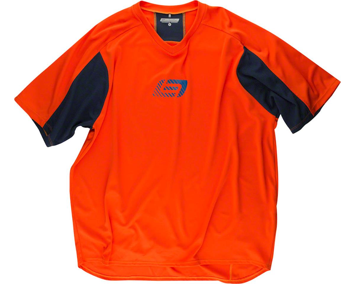 Bellwether Apex Men's Short Sleeve Jersey: Orange SM (S)
