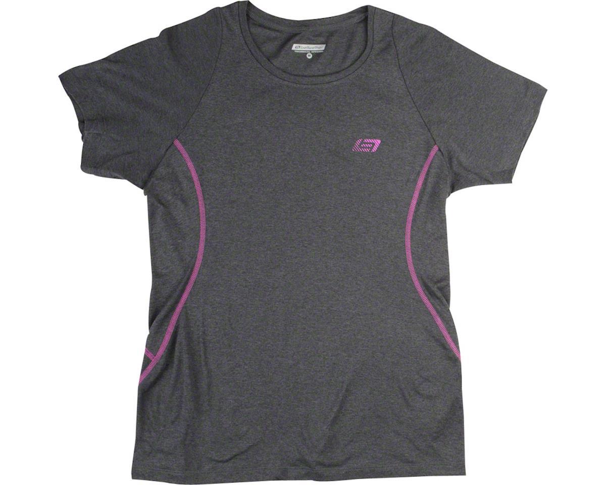 Bellwether Vista Women's Short Sleeve Jersey (Charcoal) (S)