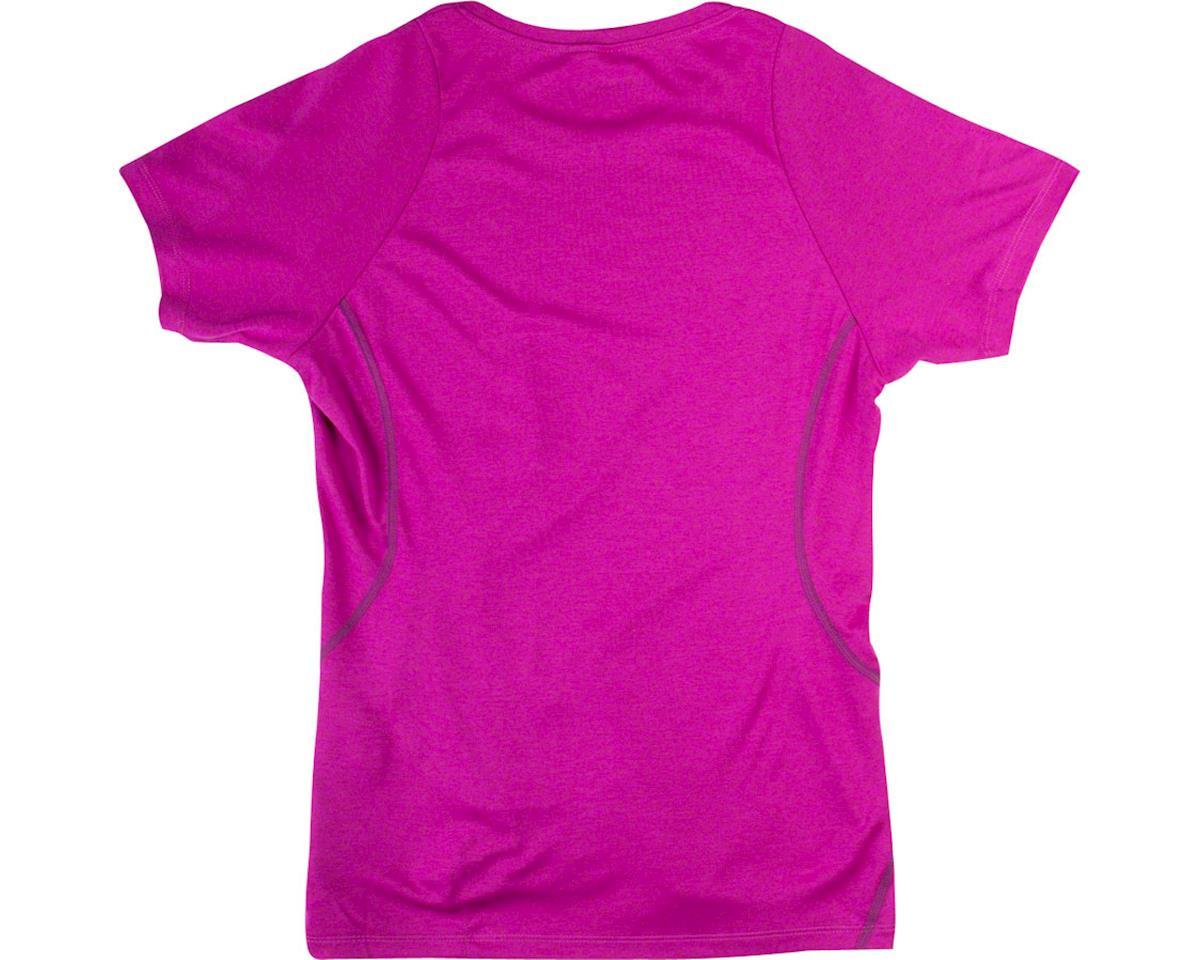 Bellwether Vista Women's Short Sleeve Jersey (Fuchsia) (M)