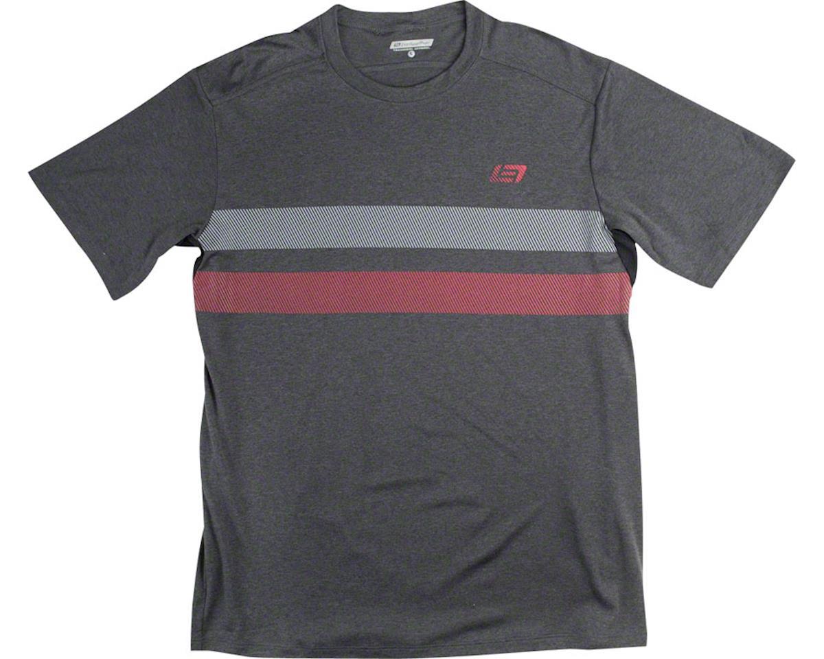 Power Line Men's Short Sleeve Jersey: Ocean MD