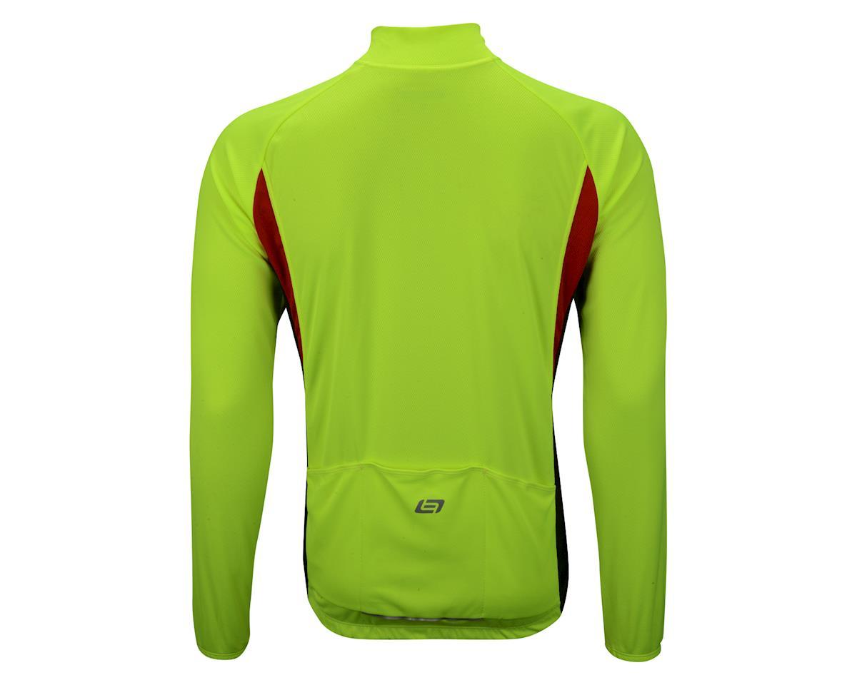Bellwether Draft Long Sleeve Jersey (Hi-Viz) (L)