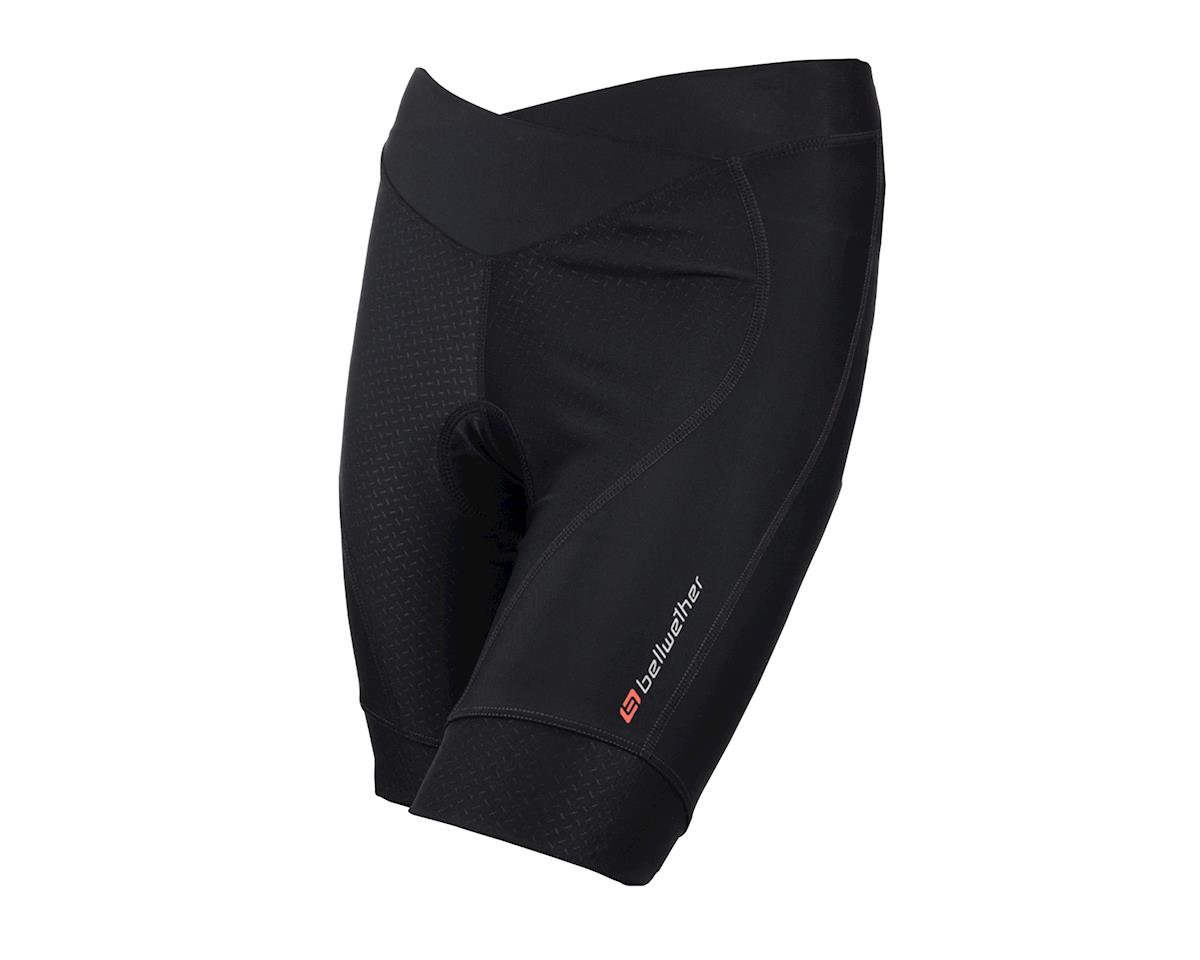 Bellwether Women's Axiom Cycling Shorts (Black) (M)